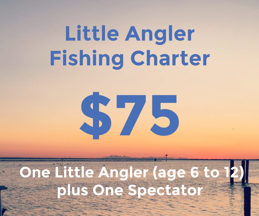little angler fishing charter